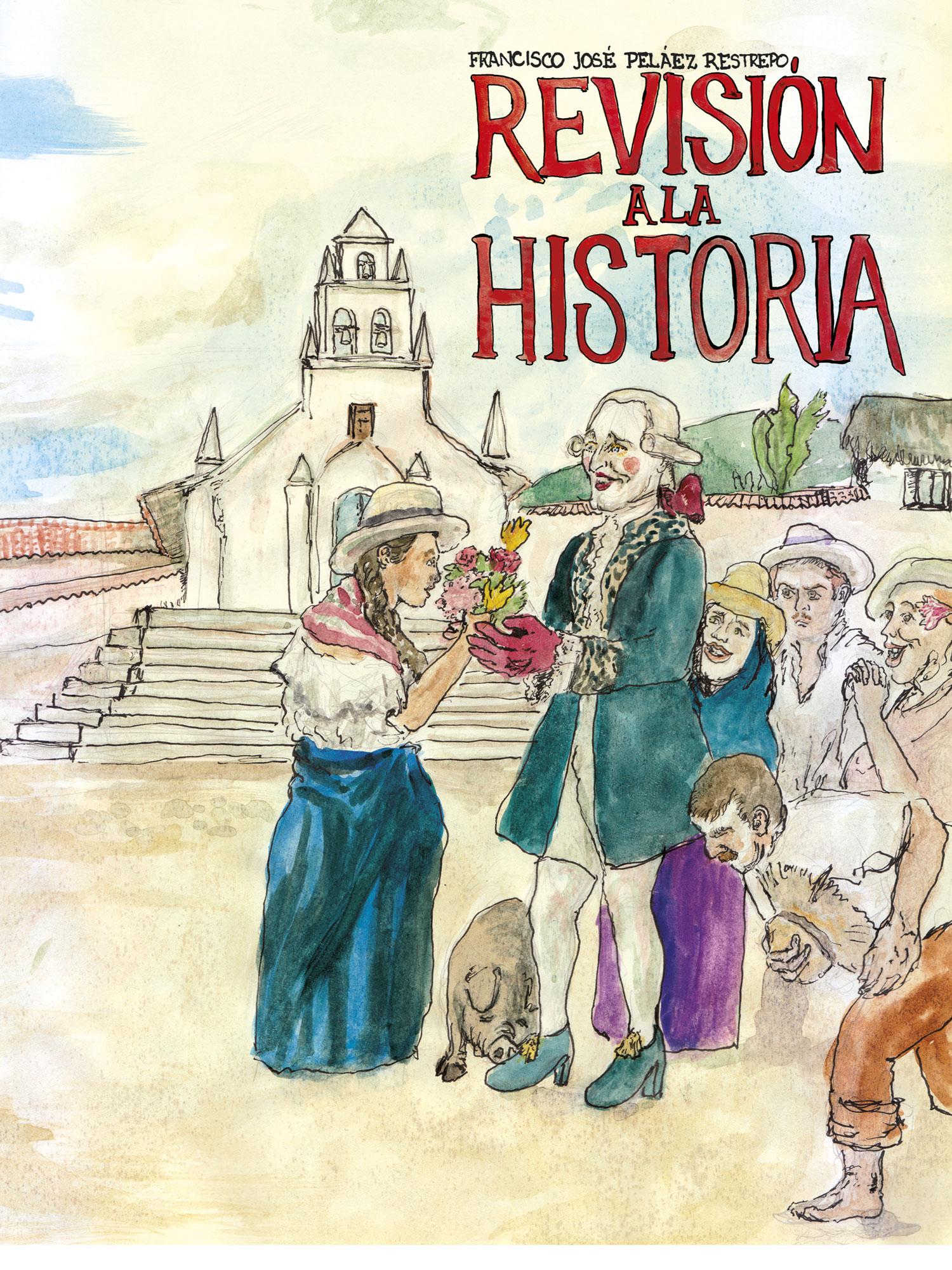 Resultado de imagen para revisión a la historia francisco peláez