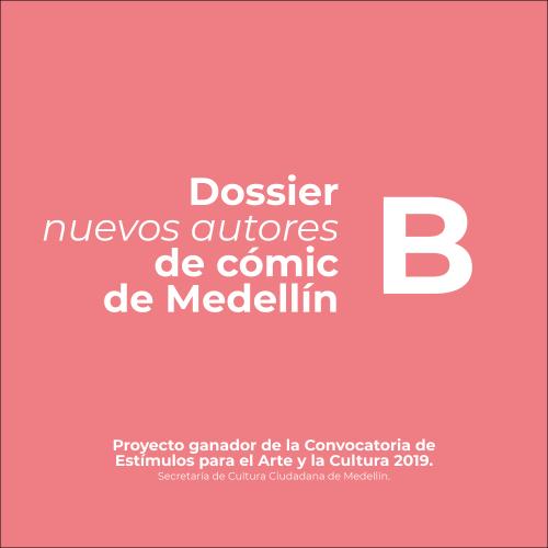 Nuevos autores de cómic de medellìn