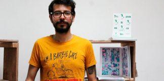 ED Muñoz, Autor de cómic Colombiano
